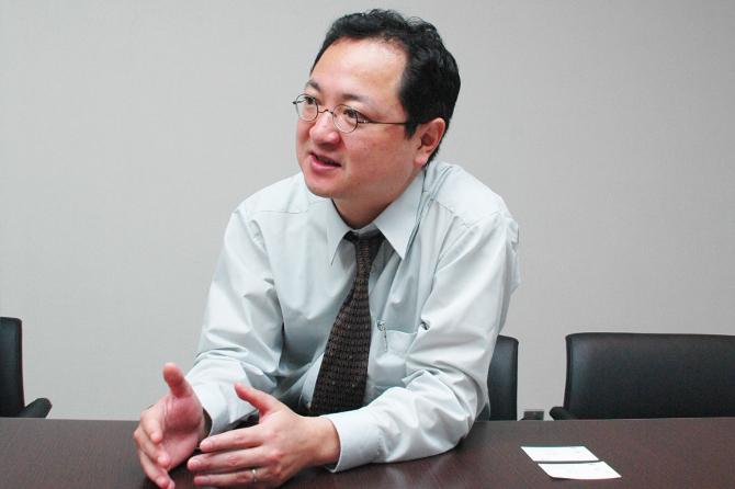 JETRO様WEBCAS導入事例インタビューイメージ