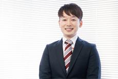 コンサルティング営業部 田中 雄真 Yuma Tanaka