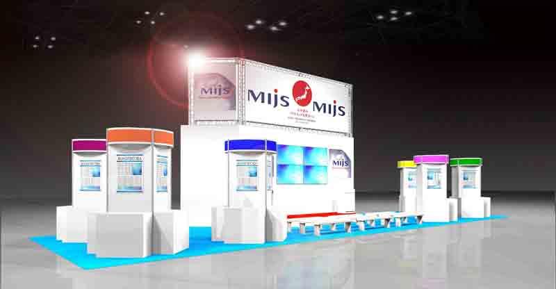 「ITpro EXPO 2015」MIJSブースイメージ