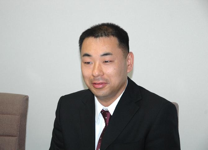 経営企画グループ 朝長 健太郎 様