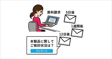 ステップメール配信