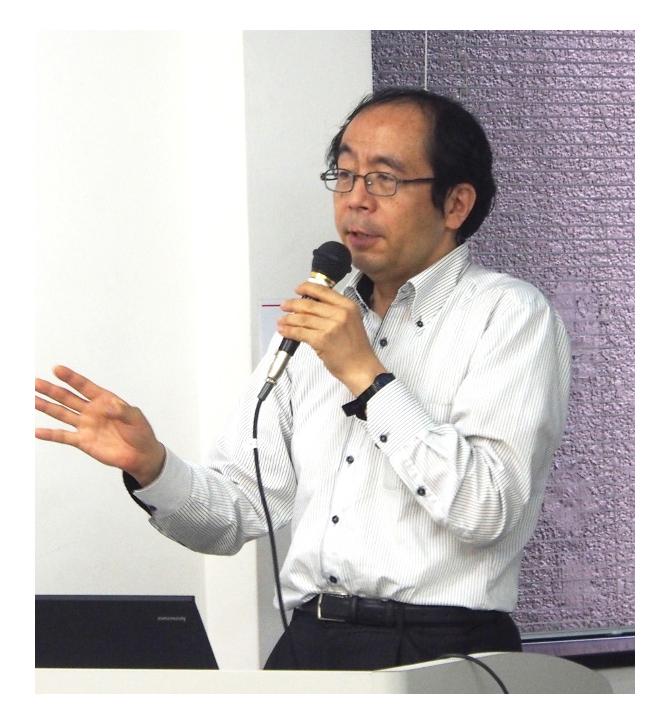 メタデータ代表取締役・理学博士 野村 直行氏