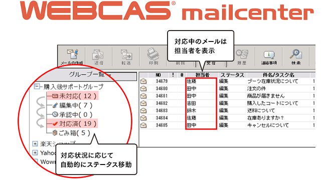 WEBCAS mailcenter 多言語対応_sp