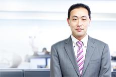セールスマーケティンググループ チーフリーダー 佐藤 浩史 Hiroshi Satou