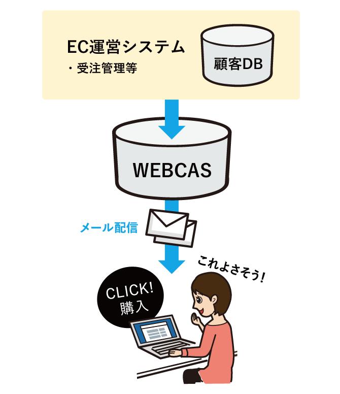 ECシステムとの連携