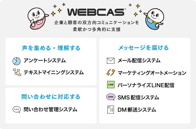 WEBCASシリーズご紹介