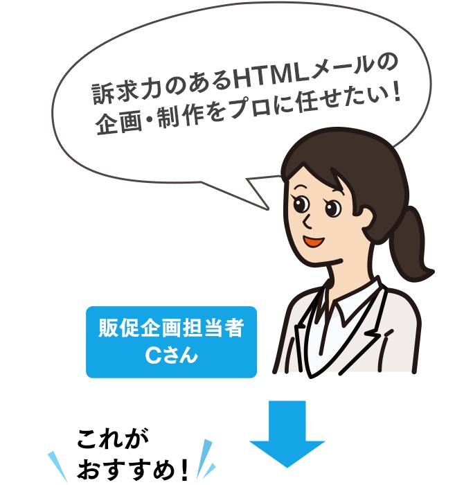 HTMLメール制作サービス