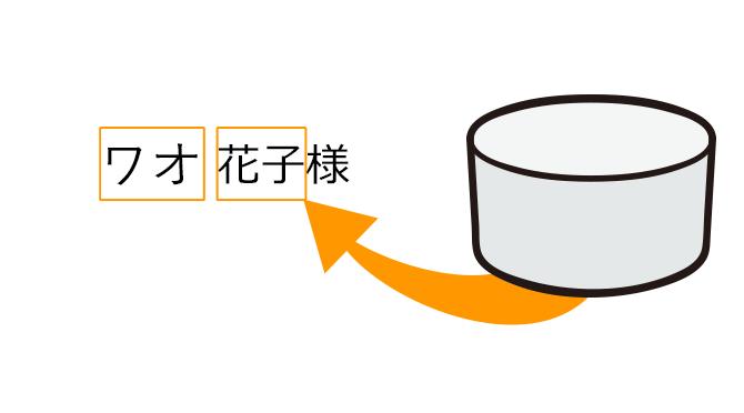 LINE_項目差込