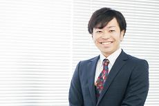 コンサルティング営業部 吉田 子竜 Shiryu Yoshida