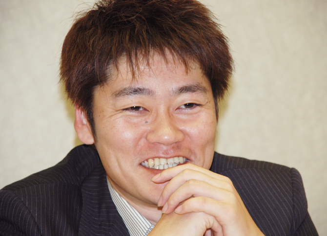 コンテンツ&メディア本部 メディアビジネス部 部長 三代川 裕一様