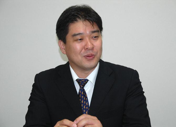 マーケティンググループ 西田 篤史 様