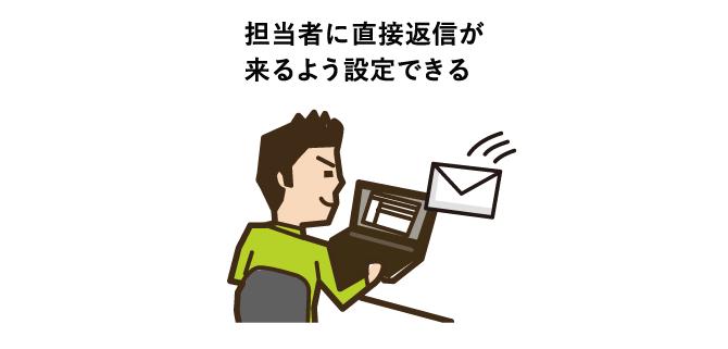 送信元メールアドレスの設定