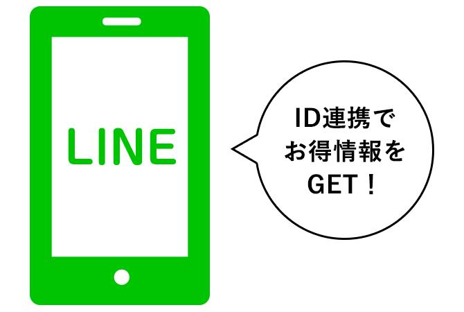LINEトーク画面からID連携を促進