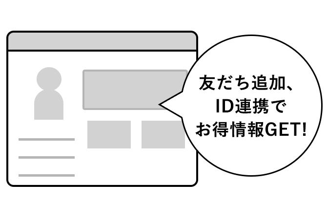 貴社サイト(マイページ)からID連携を促進
