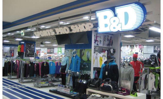 B&D立川店